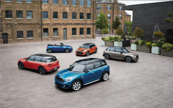 2020 MINI Family Bedford